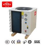 Riscaldatore di acqua della pompa termica di sorgente di aria, al riscaldatore di acqua solare