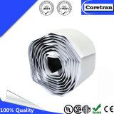 Кабеля власти черных ленты изоляции лента электрического защищая