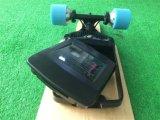 Elektrisches vierradangetriebenSkateboard mit entfernter Batterie für Erwachsene