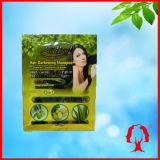 Champú de oscurecimiento 30ml/PCS del pelo