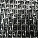Schwarzer Stahl quetschverbundener 45# Maschendraht mit Haken