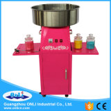 Macchina e carrello automatici elettrici commerciali della caramella di cotone del fiore