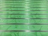 Panel de fibras de madera medio de la densidad de la ranura para la visualización del supermercado