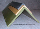 A fibra de vidro Pultruded perfila a barra do L-Ângulo de Fiberglass/FRP/GRP, formas de FRP