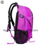 S'élever de montagne campant augmentant le sac de sac à dos de course de sport en plein air