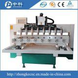 Multi Köpfe hölzerne CNC-Fräser-Maschine mit Dreh