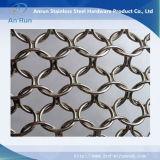 Tissu compliqué de treillis métallique en métal