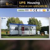 Boîtier vivant de bonne famille d'isolation pour la caravane résidentielle pour l'Afrique du Sud