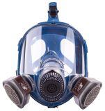 Máscara modificada para requisitos particulares venta al por mayor del respirador de la cara llena con el cartucho