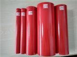 Pijp van het Staal van de Brandbestrijding van het Eind van de Groef van de Verf van de FM van Sch40 UL de Rode