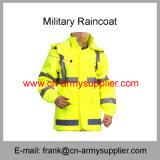 義務のレインコートトラフィックのレインコート警察のレインコート軍隊のレインコート軍のレインコート