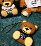 De draagbare Leuke Bank van de Macht van de Capaciteit van de Teddybeer 8000mAh van het Beeldverhaal Mobiele
