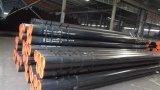 Le carbone a soudé la pipe en acier/pipe carrée en acier galvanisée/section creuse