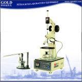 Probador automático estándar de la penetración de la aguja del asfalto/del betún de Gd-2801e1 ASTM