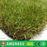 Dekorative Großhandelslandschaftsgestaltung/Landschaftsgarten-/-yard-synthetischer künstlicher Gras-Rasen