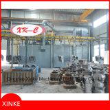 Macchina Chain automatica di granigliatura