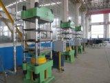 4本の柱の版の加硫装置機械