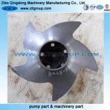Части центробежного насоса для турбинки 6X4-13 насоса