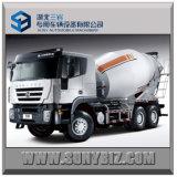 10立方Mixing Tank Truck 6X4 Concrete Mixer Truck