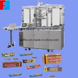 Автоматический тип габарита торта риса управлением PLC X-Складывает машину упаковки