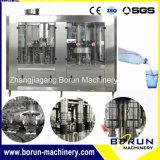 Máquina de enchimento automática de alta velocidade da água de frasco do animal de estimação 3 in-1