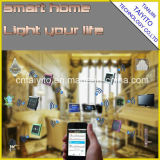 Android o IOS Tablet Smartphone Domotique Smarthome Domotic Smart Home System