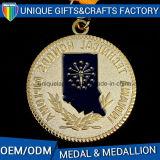 高品質の金属メダル