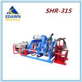 Машина сплавливания приклада модельной трубы HDPE Shr-160 гидровлическая