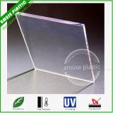 Feuille solide de PC décoratif/panneaux colorés de solide du polycarbonate Roofing/PC