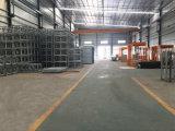 Materiais do inversor de freqüência e elevador de construção de construção de passageiros