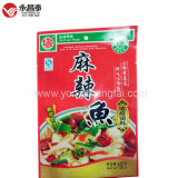 Nahrung Plastic Packaging Bag für Spicy Fish Seasoning