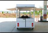 Kiosque mobile pour le magasin et les casse-croûte de livre de journal de nourriture