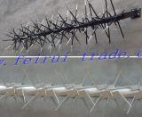 Rotativo 360 gradi Anti-Arrampicano la rete fissa