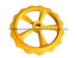 Laufkatze-Rad für Landwirtschafts-Maschinerie-Teile