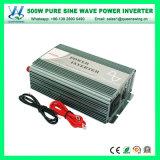 invertitore puro dell'onda di seno 500W fuori dall'invertitore di potere di griglia (QW-P500)