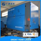 Machine de découpage en bois de coupe de laser de laser de CO2 de puissance élevée
