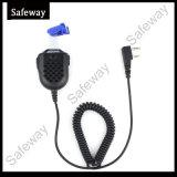 Mini micrófono del altavoz para la radio de dos vías Tk-370 de Kenwood