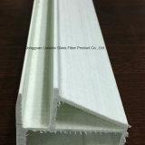 Profilo personalizzato della vetroresina, profilo di FRP Plutruded con isolamento per costruzione