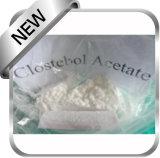 De witte Kristalachtige Acetaat van Clostebol van de Acetaat 4-Chlorotestosterone