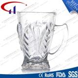 60ml выгравировало кофейную чашку бесцветного стекла конструкции миниую (CHM8171)