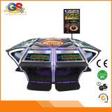Tabella elettronica eccellente delle roulette del casinò di prezzi di chip delle macchine del gioco di mazza dell'uomo ricco mini