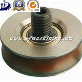 Ricambi auto del disco del freno del pezzo fuso del ghisa del metallo della sabbia dell'OEM con il processo fuso