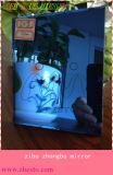 Выполненный на заказ край квартиры/карандаша зеркало глубокий обрабатывать серебряное/алюминиевое