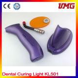 Orale Sorgfalt-Produkt-zahnmedizinisches Licht, das für Verkauf aushärtet