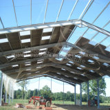 니스 가격으로 흘려지는 Prefabricated 강철 구조상 창고