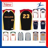 Tout modèle bon marché de vêtements de Jersey de base-ball de Cusom de club de sublimation de logo