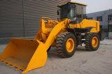 최신 판매 3 톤 Sem936에 의하여 이용되는 건축 바퀴 로더와 같