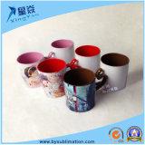 Rim & Inner Color Sublimation Ceramic Mug