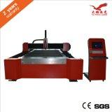 Автомат для резки лазера волокна для металлопластинчатой низкой мощности 300W 500W