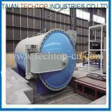 реактор 2800X8000mm аттестованный ASME промышленный составной леча